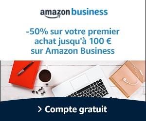 Amazon Business pour vos achats professionnels