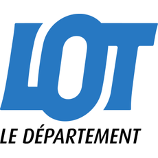 Logo département du Lot